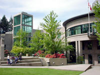 Capilano University image
